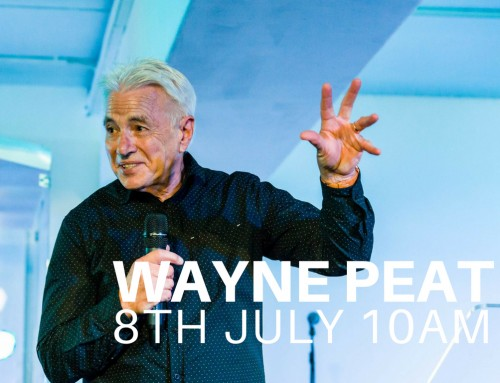 08/07/18 Prophetic Words by Wayne Peat