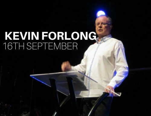 Kevin Forlong – Faith For Harvest