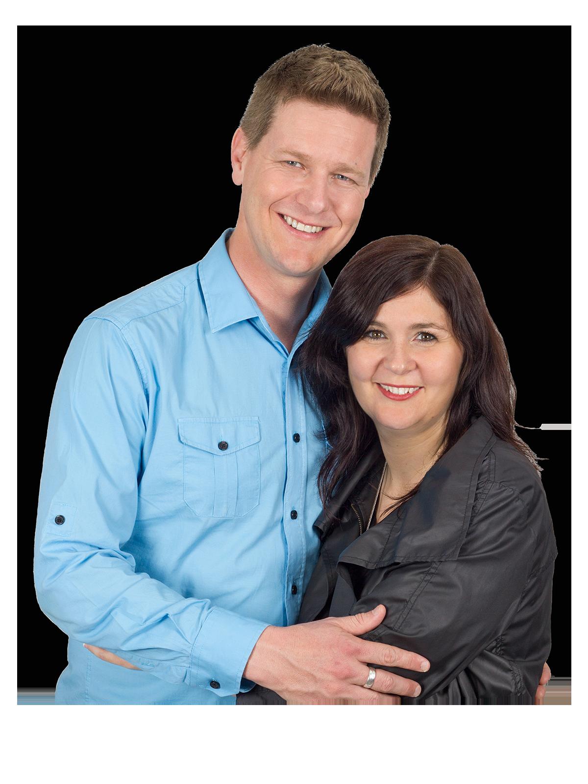Peter & Annika Morton